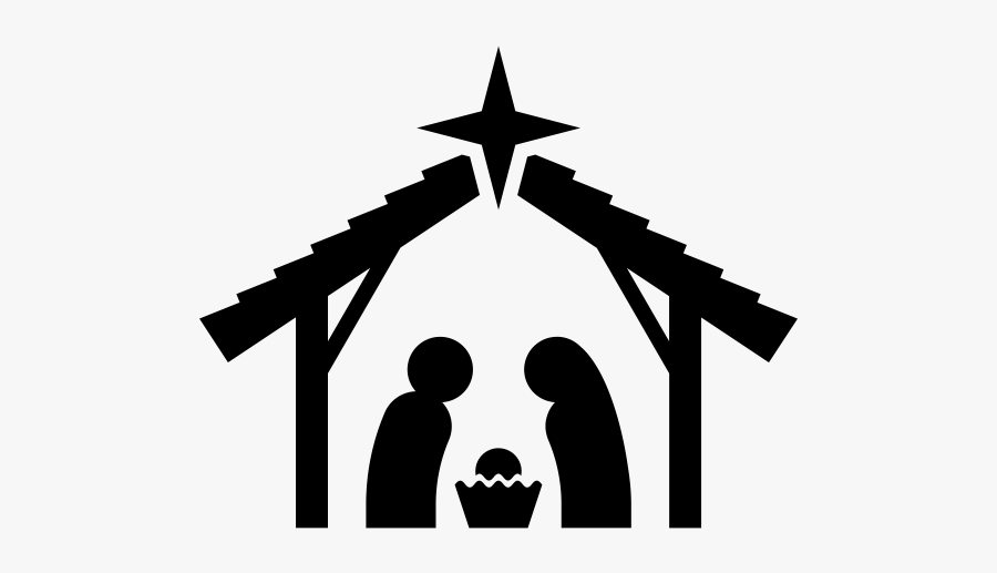 "Nativity Scene Rubber Stamp""  Class=""lazyload Lazyload - Nativity Scene Icon Png, Transparent Clipart"