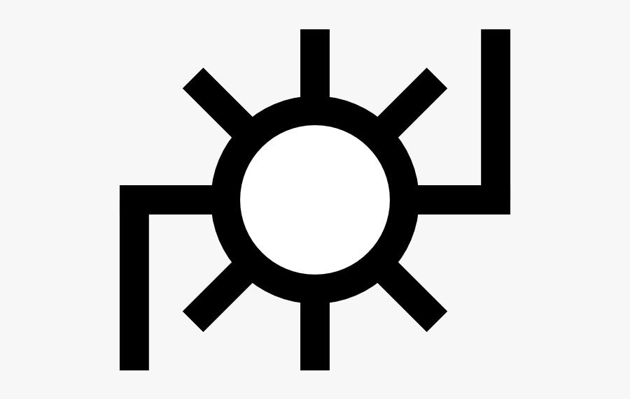 Nuclear Power Symbol Japan, Transparent Clipart
