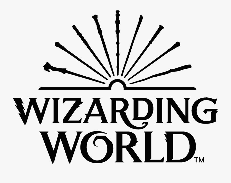 Wizarding World Logo Vector , Free Transparent Clipart - ClipartKey