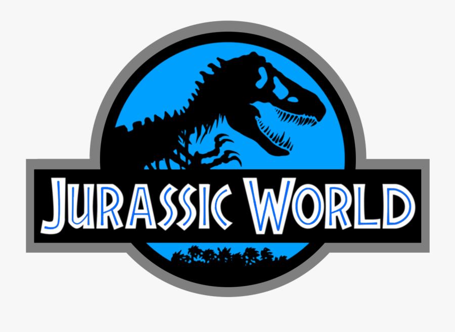 Jurassic World Logo Png, Transparent Clipart