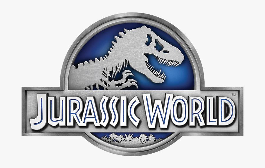 logo jurassic world png  free transparent clipart
