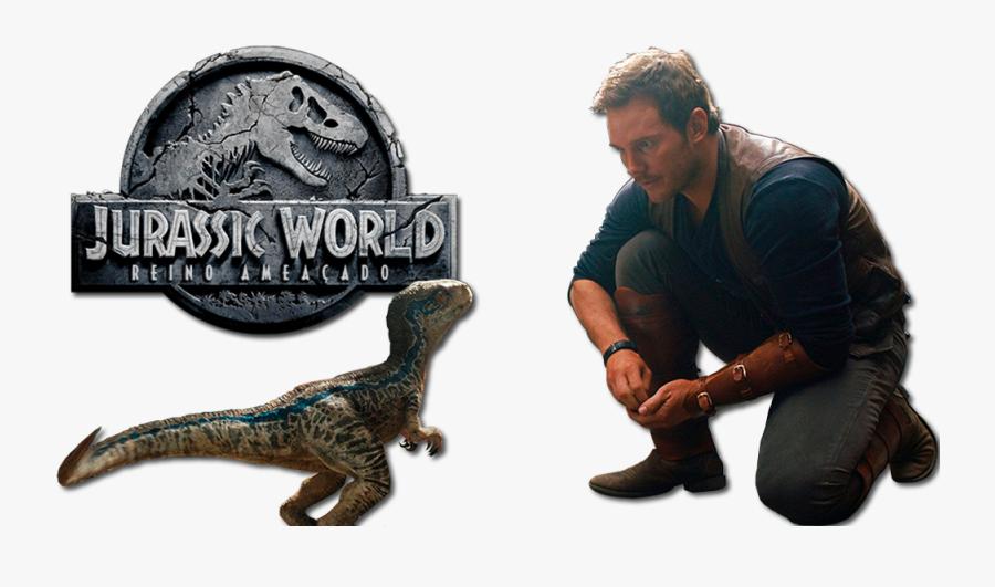 Jurassic World Fallen Kingdom Png - Stickers De Jurassic World, Transparent Clipart