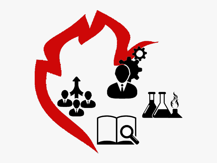 Fire And Explosion Analysis - Fire Investigation Icon, Transparent Clipart