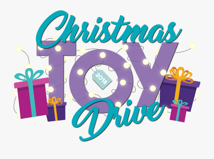 Friends With Dignity Christmas Toy Drive - Christmas Toy Drive 2017, Transparent Clipart