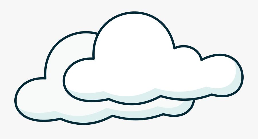 Transparent Cloud Outline Png Transparent Cloud Png Cartoon Free Transparent Clipart Clipartkey