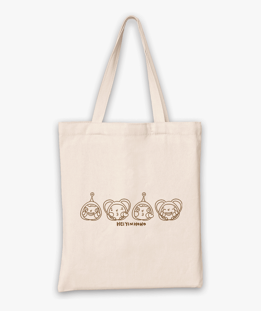 Tote Bag, Transparent Clipart