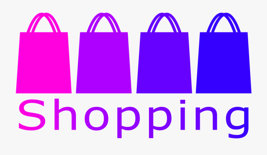 Online Shopping Background Png, Transparent Clipart