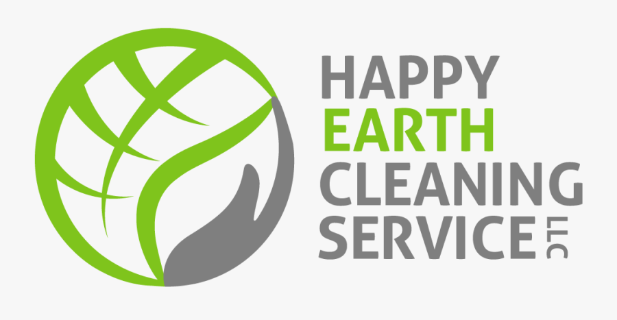 Happy Earth Cleaning Llc - Graphic Design, Transparent Clipart