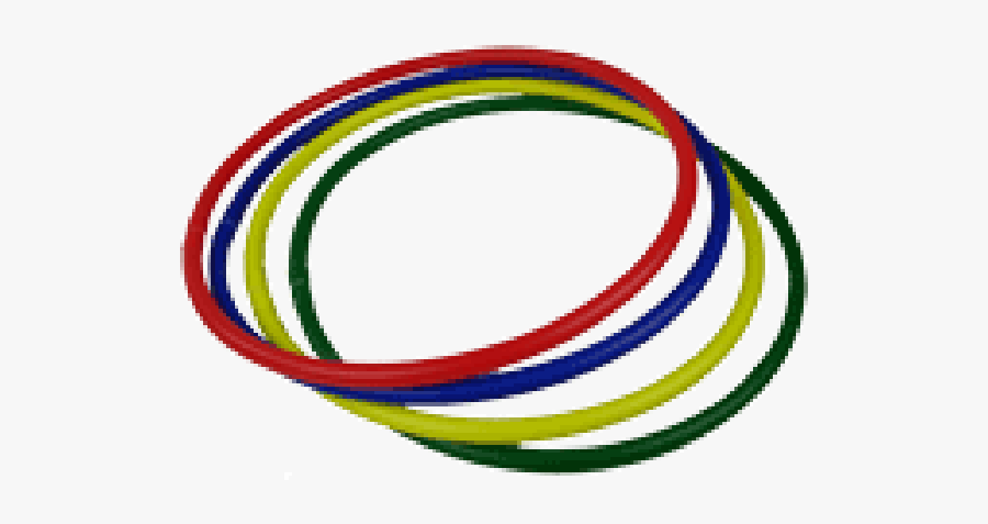 Hula Hoops Toy Sport Vestibular System - Hula Hoops Sport Equipment, Transparent Clipart