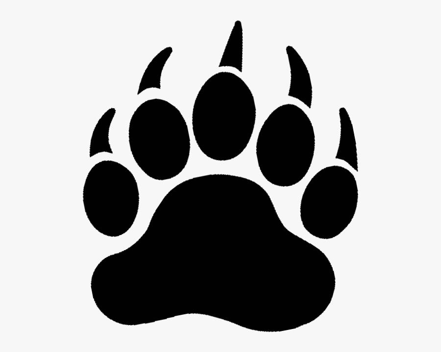 Paw, Transparent Clipart