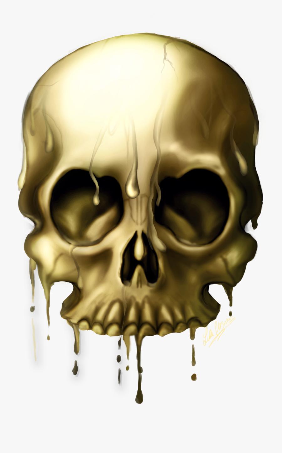 Skulls Png Image, Transparent Clipart