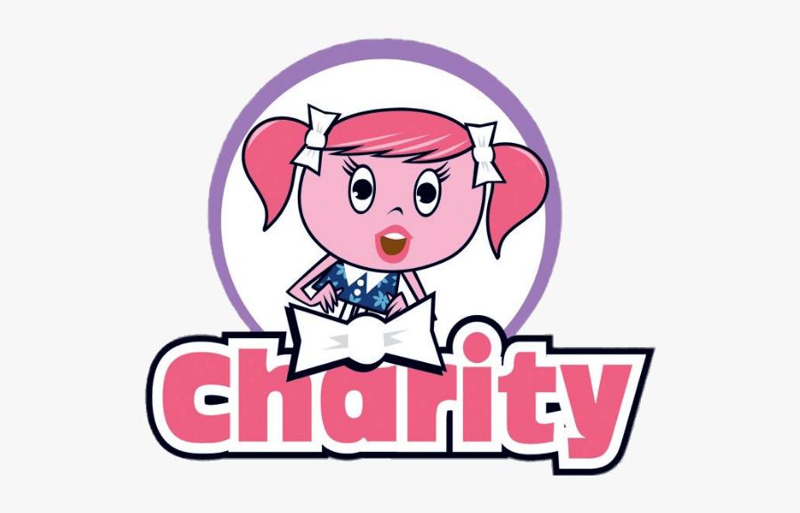Cha-ching Character Charity Emblem - Cartoon, Transparent Clipart