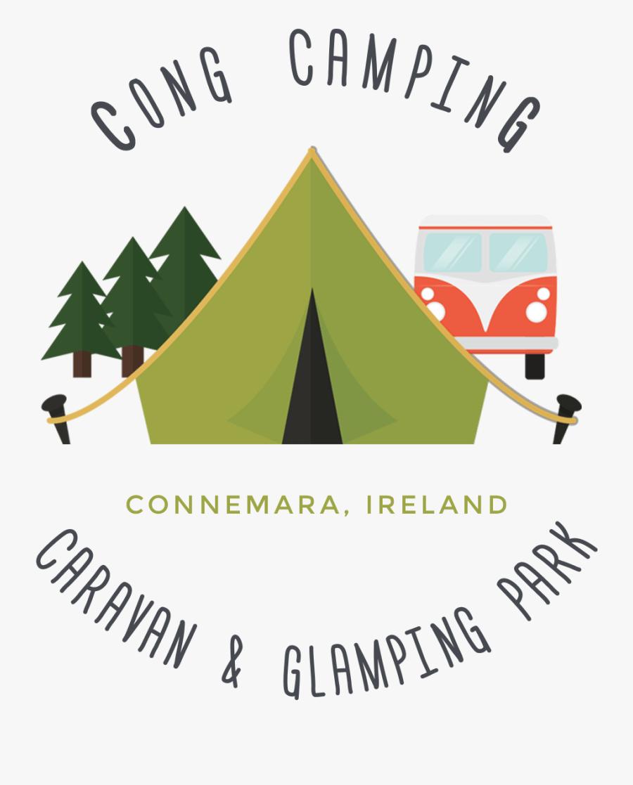 Clip Art Campsite Graphics - Camping, Transparent Clipart