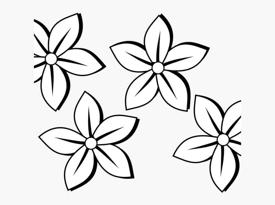Free Daisy Flower Outline, Download Free Clip Art, Free Clip Art on Clipart  Library