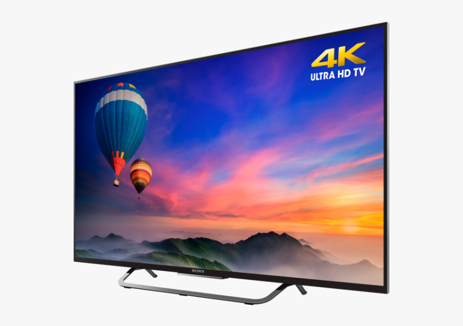 Tv Png Sony - Sony 4k Android Tv, Transparent Clipart