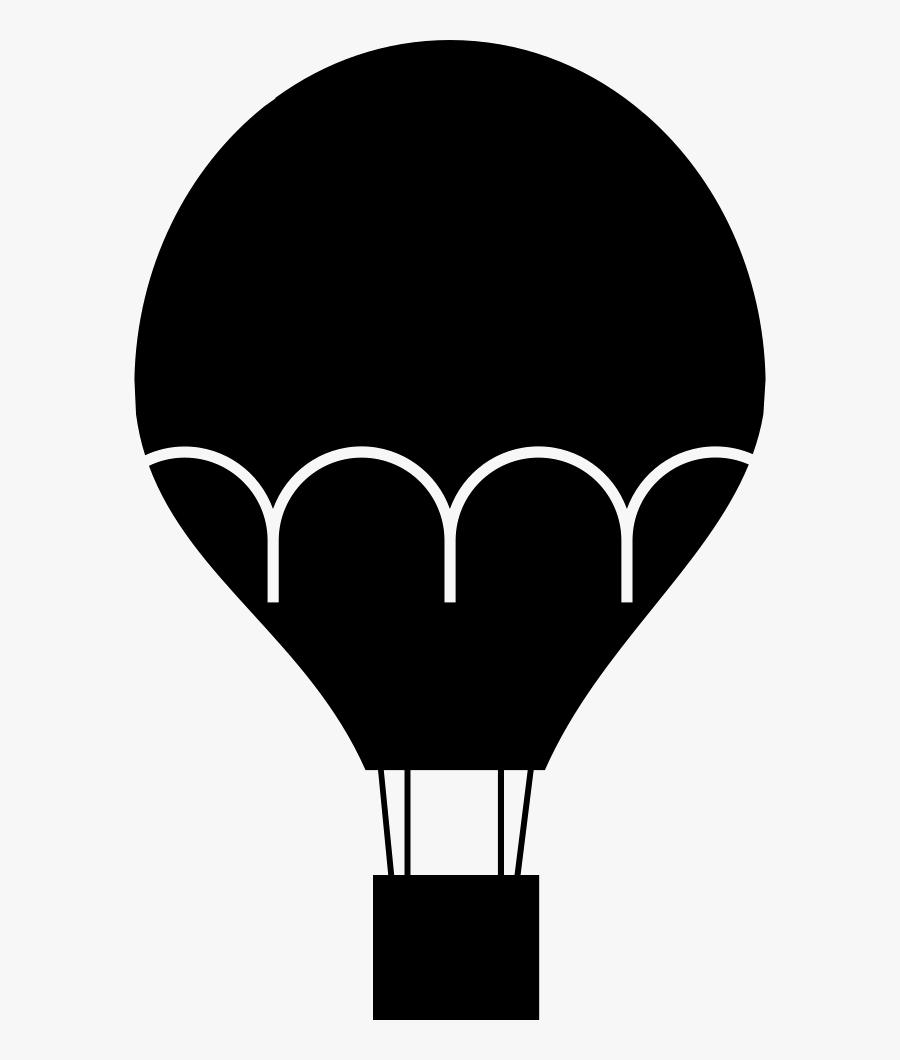 Clip Art Hot Air Balloon Svg - Hot Air Balloon Svg Free, Transparent Clipart