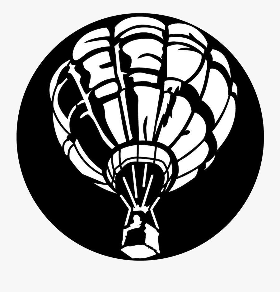 Aircraft Hot Air Balloon - Hot Air Balloon, Transparent Clipart