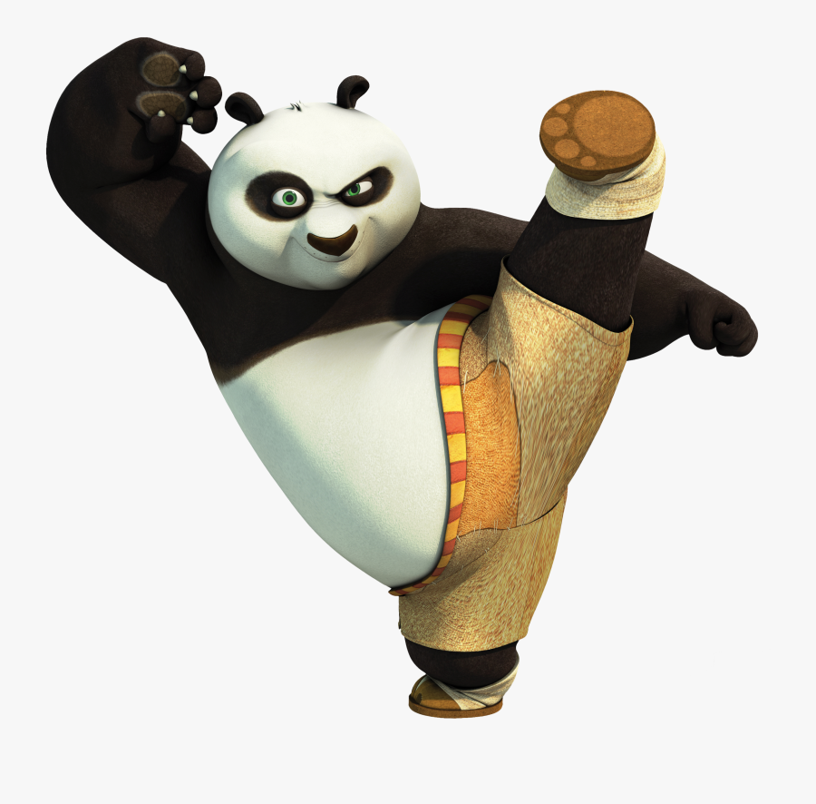 Kung Fu Panda 3 Clipart Hd - Kung Fu Panda Png, Transparent Clipart