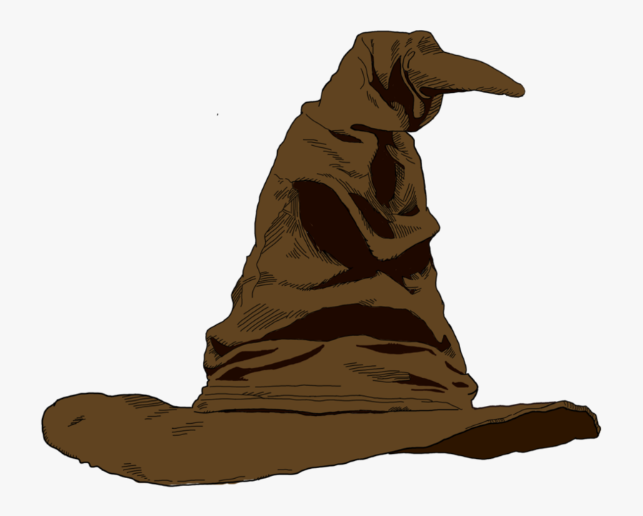 Harry Potter Sorting Hat Clipart , Png Download - Clip Art Sorting Hat, Transparent Clipart