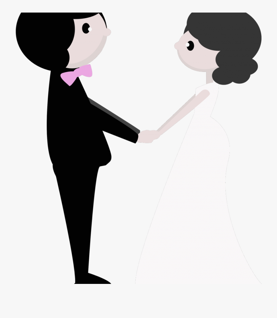 Wedding Clipart No Background Gambar Pernikahan Kartun