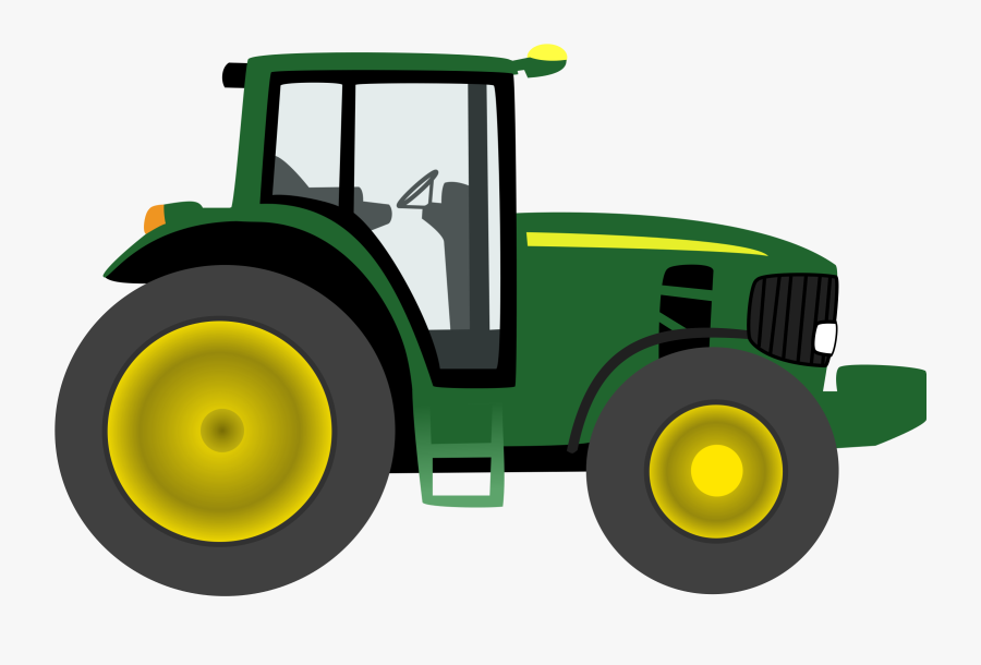 Tractor Clipart For Kids Free Clipart Images - Farm Tractor Clipart, Transparent Clipart