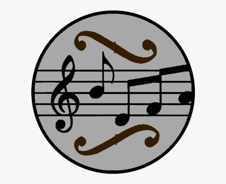 Musical Note Musical Notation Clip Art - Music Notes Pictures To Print, Transparent Clipart