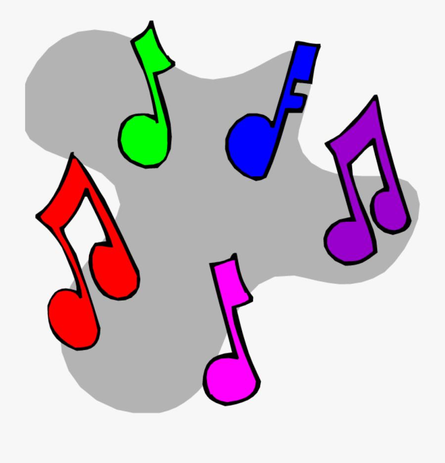 Transparent Music Notes Clipart - Music Notes Clip Art Gif, Transparent Clipart