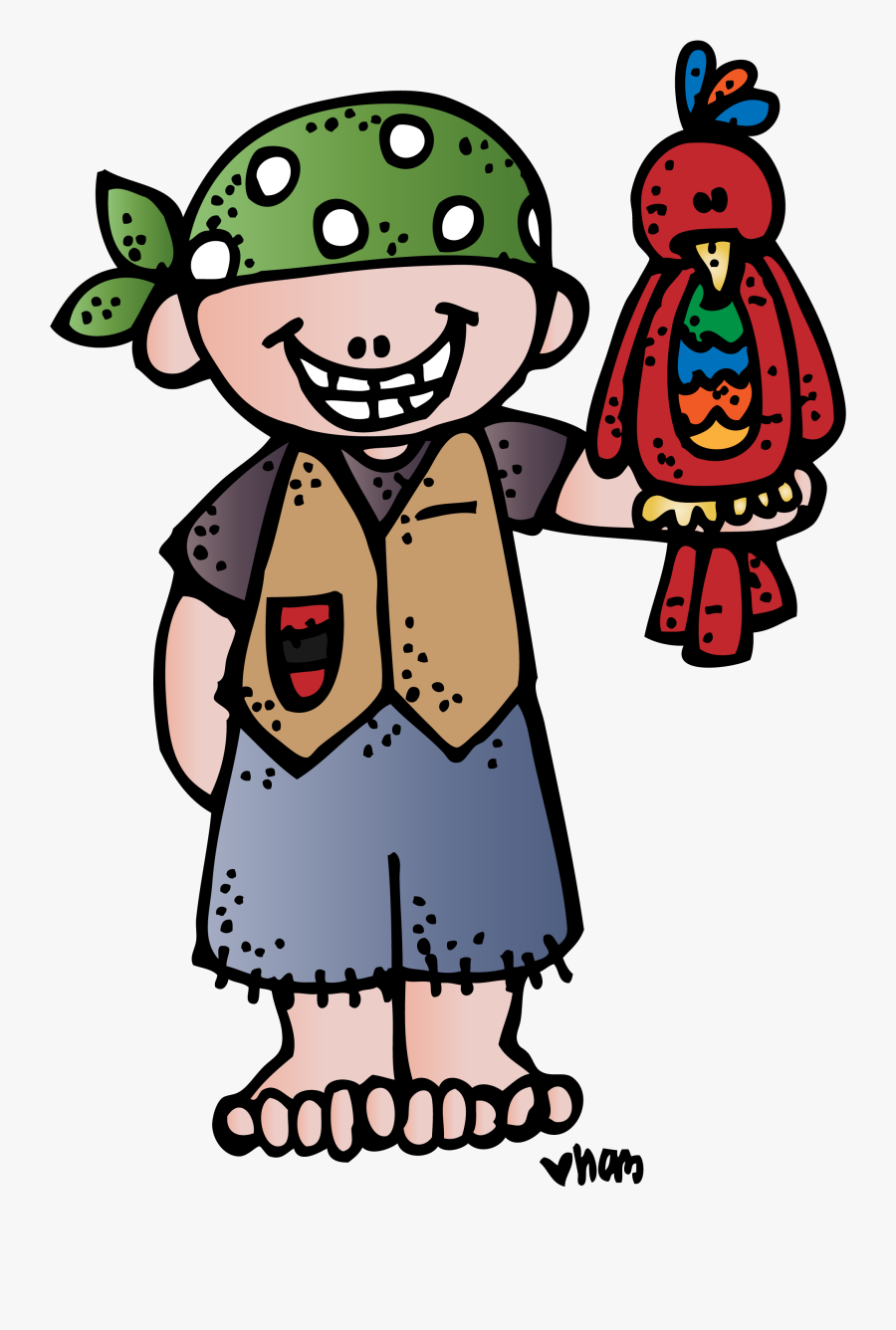 Clip Art Images Boy - Pirate Clipart - Free Transparent PNG Download -  PNGkey