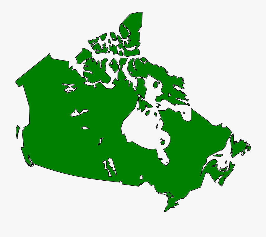 Pin Canada Map Clipart - Mount Robson Canada Map, Transparent Clipart