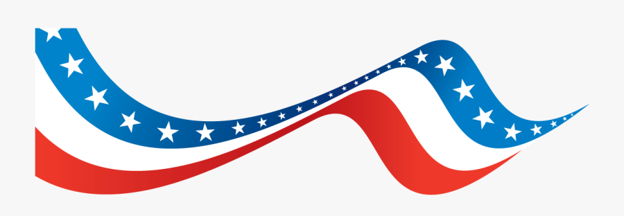 Svg Free Library 4th Of July Banner Clipart - Banner Fourth Of July Clipart, Transparent Clipart