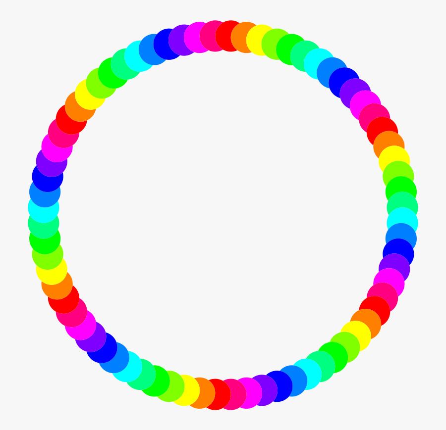 72 Circle Ring - Circles Transparent Background Free, Transparent Clipart