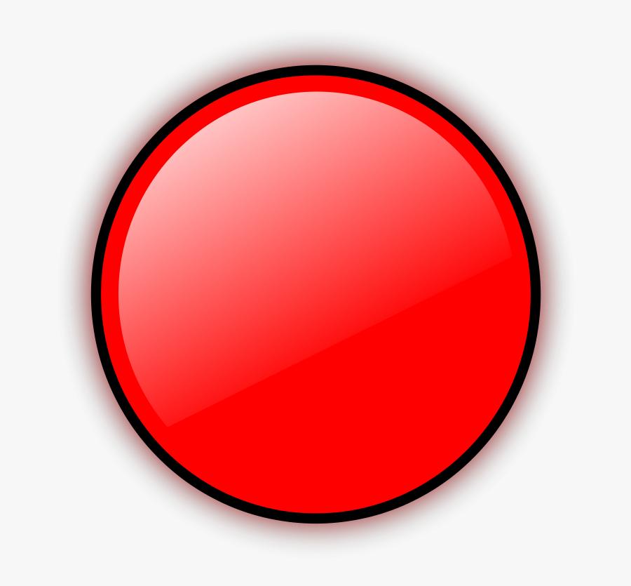 Red Circle Clipart - Medium Size Circles, Transparent Clipart