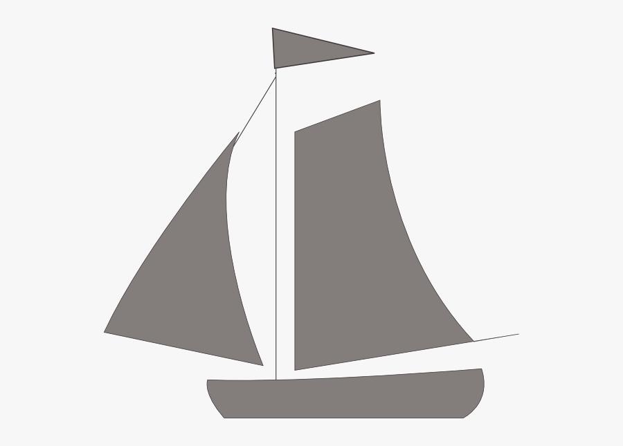 Blue Sail Clipart, Transparent Clipart