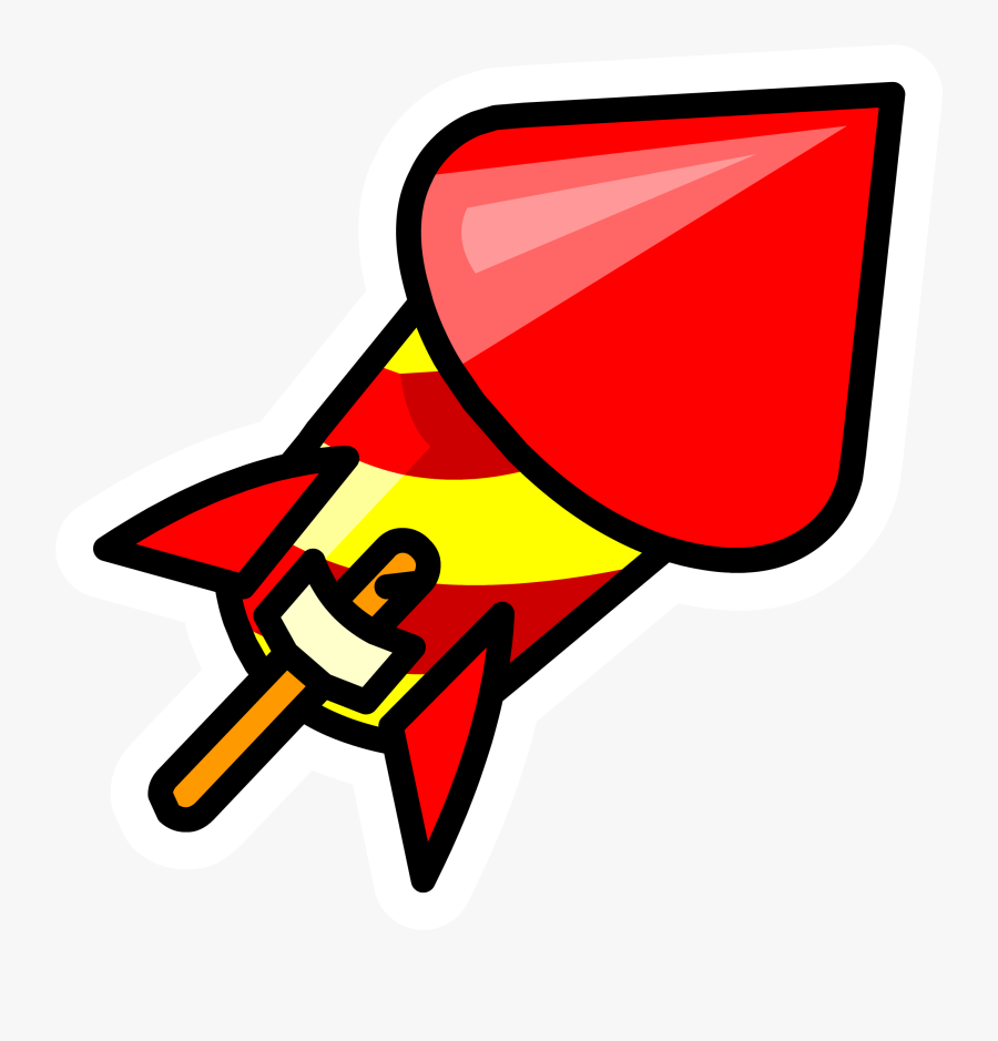 Firework Rocket Clipart Png, Transparent Clipart