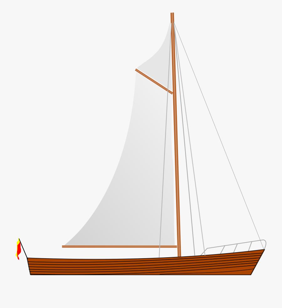 Sailboat Clipart , Png Download - Sail, Transparent Clipart