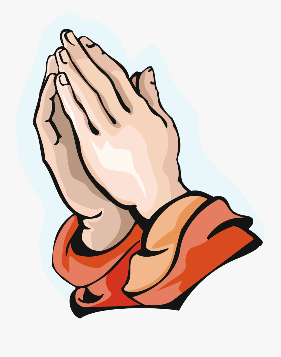 Praying Hands Collection Of Free Holy Clipart Prayer - Praying Hands Clipart, Transparent Clipart