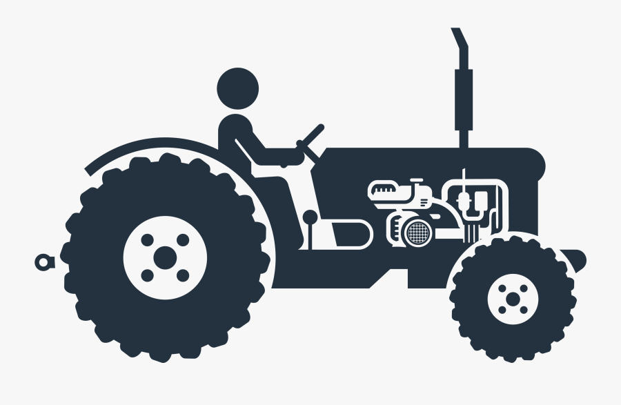 Farm Tractor Free Clipart Tractor, Transparent Clipart