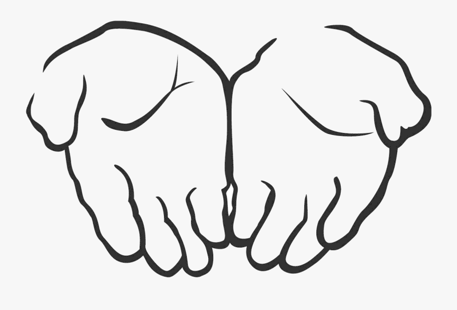 Praying Hands Clipart Brilliant Clip Art Transparent - Open Praying Hands Clipart, Transparent Clipart