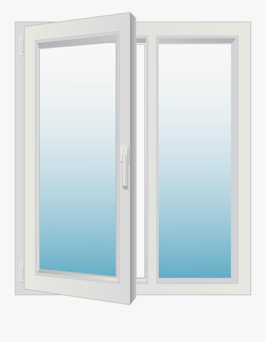 Window Png Clip Art - Door Window Clipart Png, Transparent Clipart