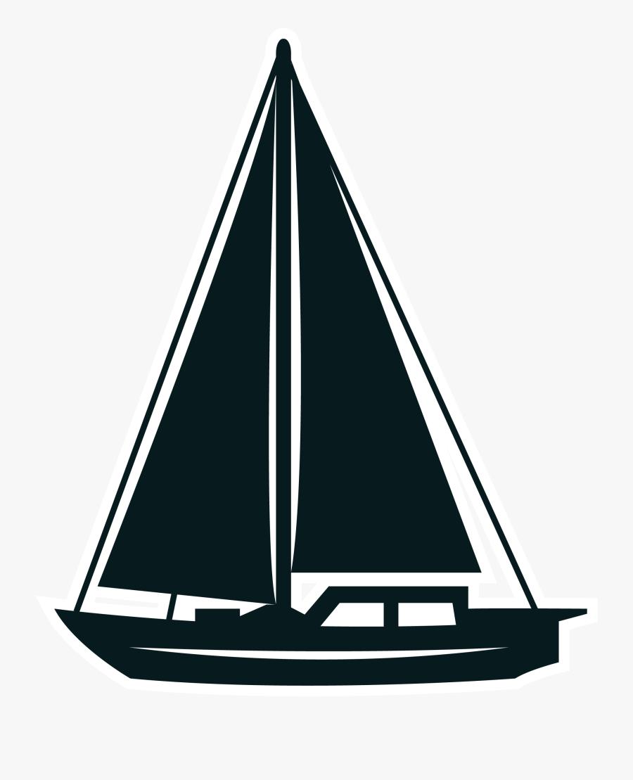 Sailing Ship Clip Art - Sail, Transparent Clipart