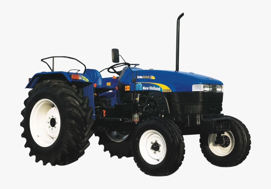 Tractor Clipart New Holland - New Holland 55 Hp Tractor Price, Transparent Clipart