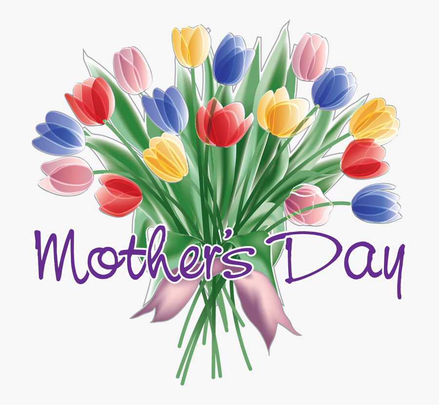 Happy Mother's Day 2019, Transparent Clipart