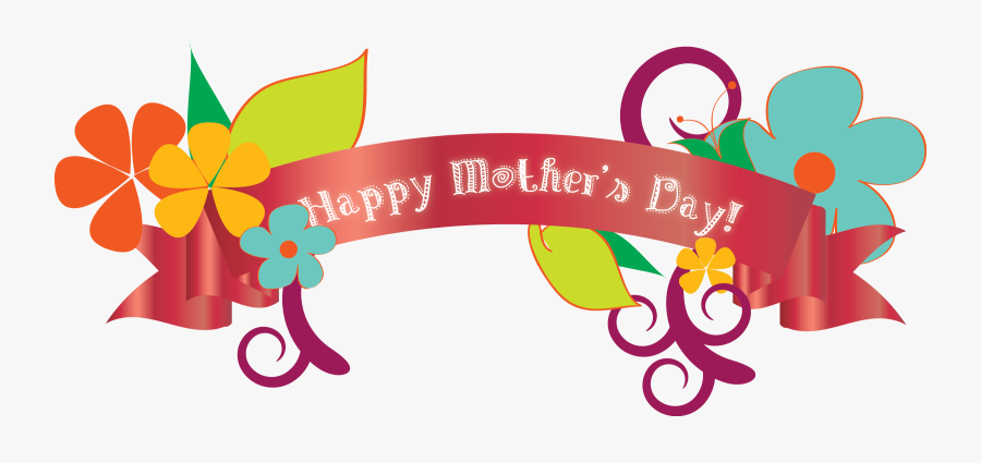 Happy Mothers Day Mothers Day Clipart Banner Clipartfest - Happy Mother S Day Clipart, Transparent Clipart