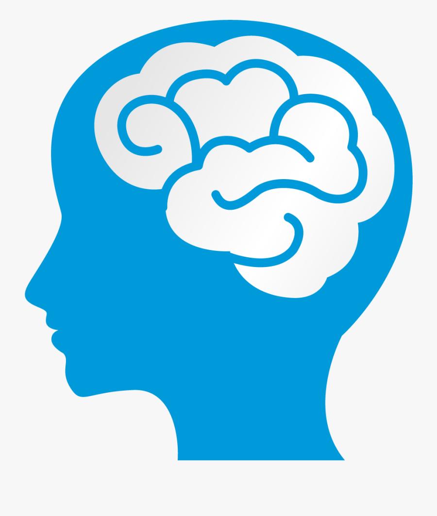 Brain Clipart Healthy - Mental Health Logo Png, Transparent Clipart