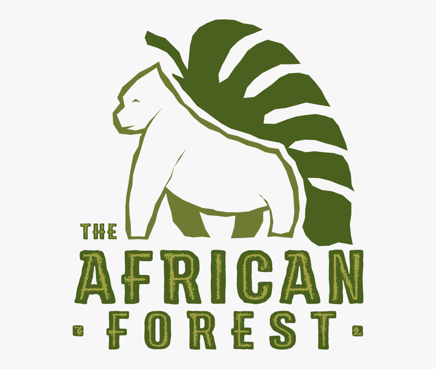 Zoo Clipart Zoo Exhibit - African Forest Jacksonville Zoo, Transparent Clipart