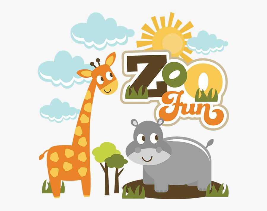 Transparent Zoo Clipart Png, Transparent Clipart