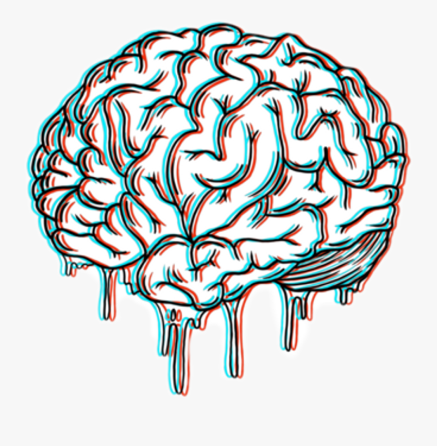 brain clipart simple drawn aesthetic brain drawing free transparent clipart clipartkey brain clipart simple drawn aesthetic