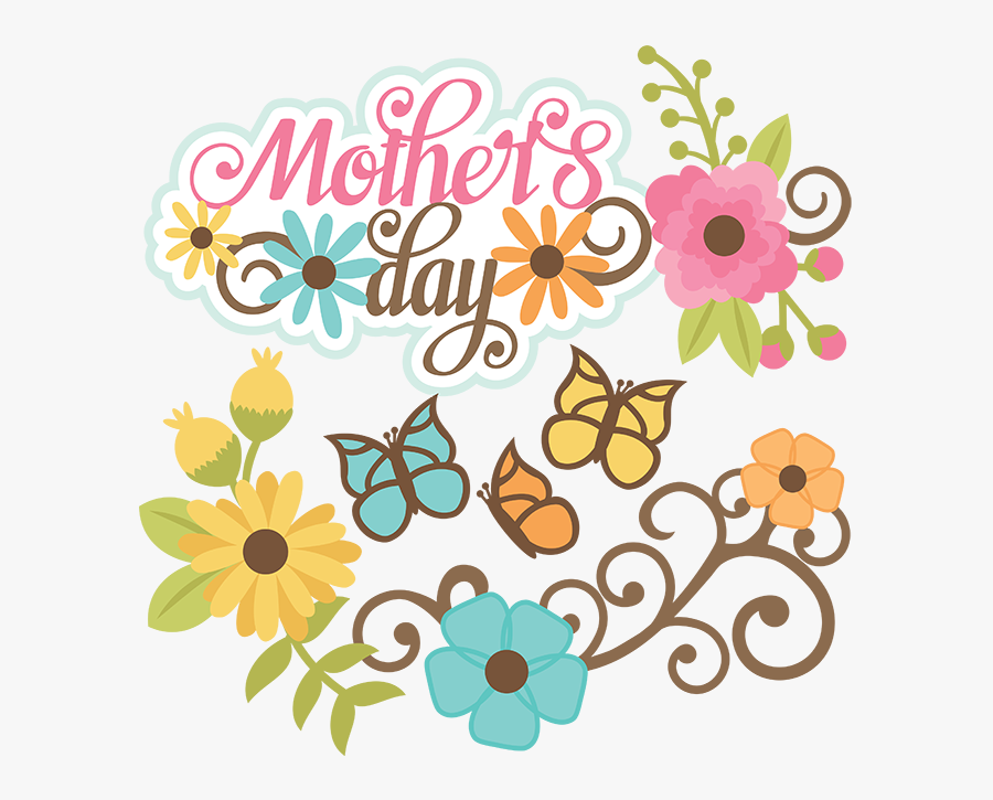 Mothers Day Clip Art Free, Transparent Clipart