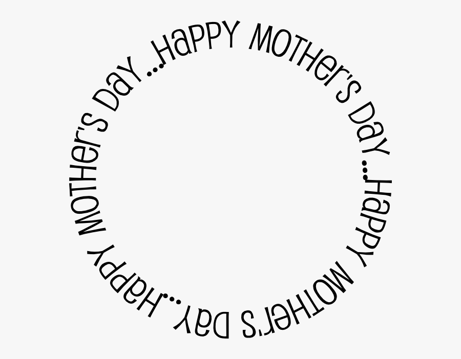 Happy Mothers Day Clip Art Black And White Clipartfest - Happy Mothers Day Clipart Black And White, Transparent Clipart