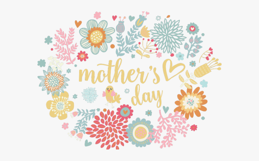 Mothers Day Clipart Tea - Breast Cancer Mothers Day, Transparent Clipart